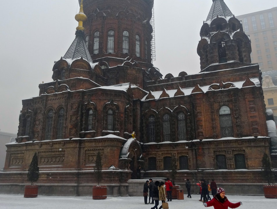 The Biggest Cold City You Didn't Know Existed Harbin  China