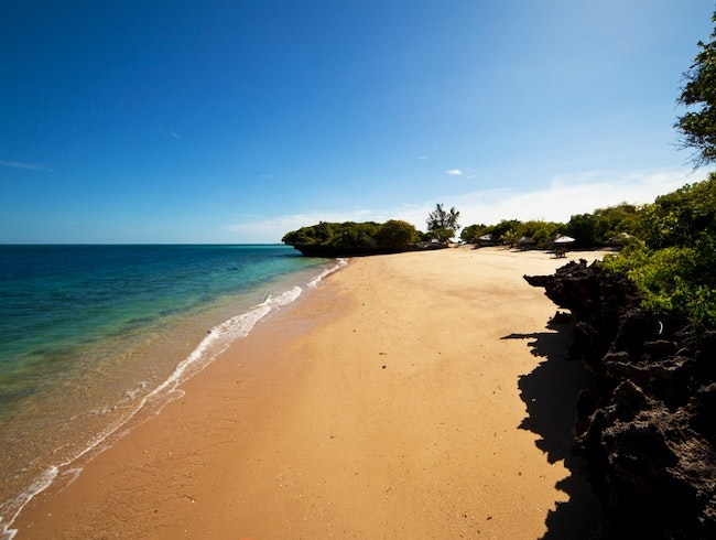 Mozambique's Most Remote Resort: Barefoot Pampering on a Private Beach