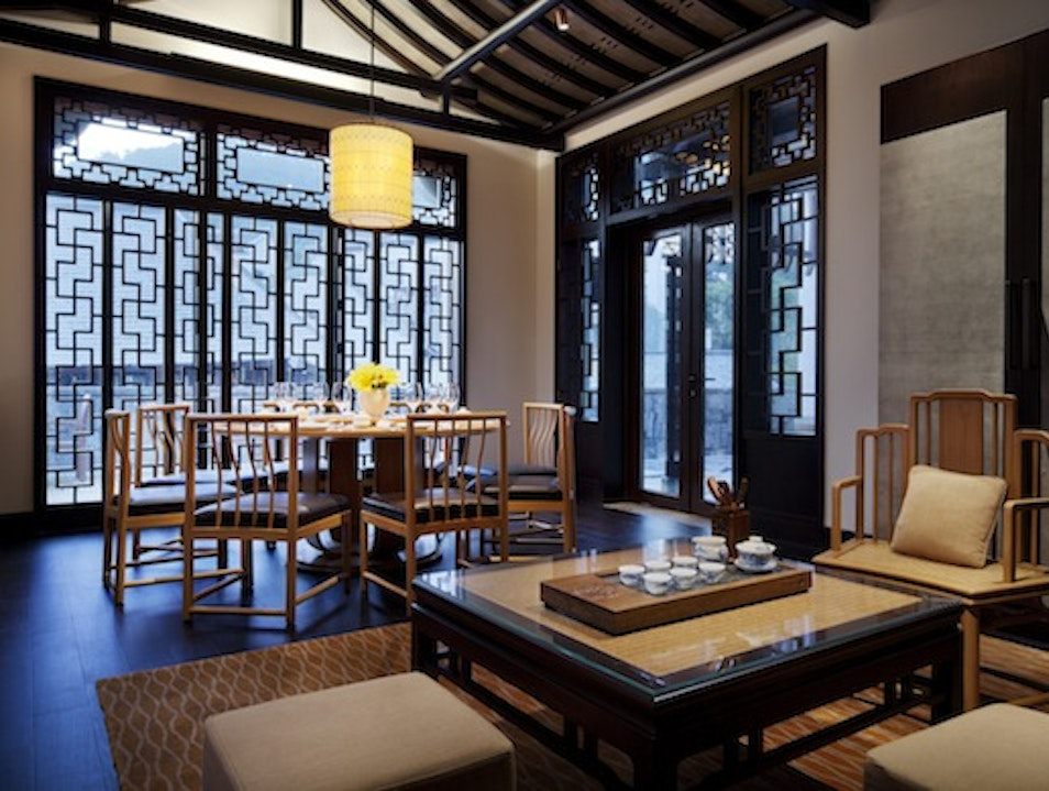 Park Hyatt Ningbo Resort and Spa in Zheijiang, China Hangzhou  China