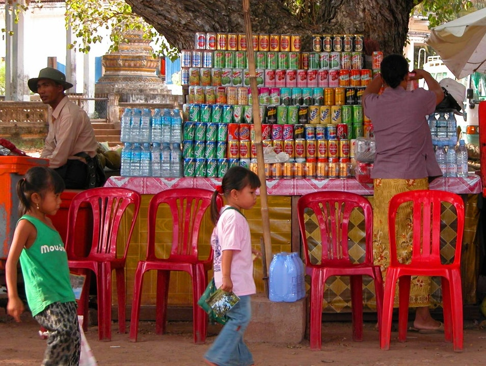 thristy? Siem Reap  Cambodia