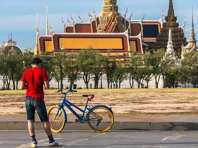 Bike Tours in 曼谷 Tambon Nong Khanan  泰国