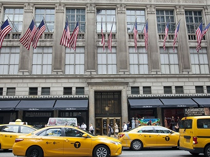 Fifth Avenue Shopping New York New York United States
