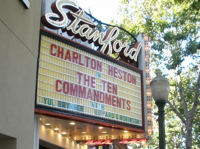 The Stanford Theatre Palo Alto California United States