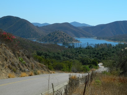 Lake Hodges Escondido California United States