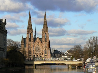 Saint Paul's Church Strasbourg  France