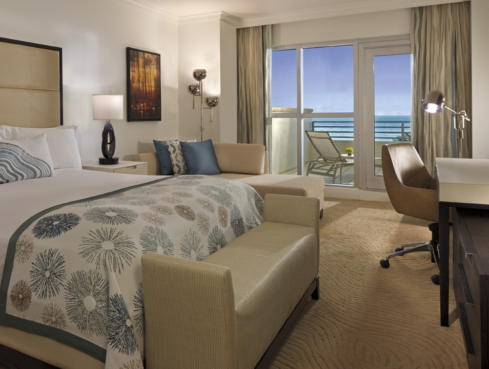 Not Your Father's Ritz-Carlton: SoBe is Hip with a Latin Beat Miami Beach Florida United States