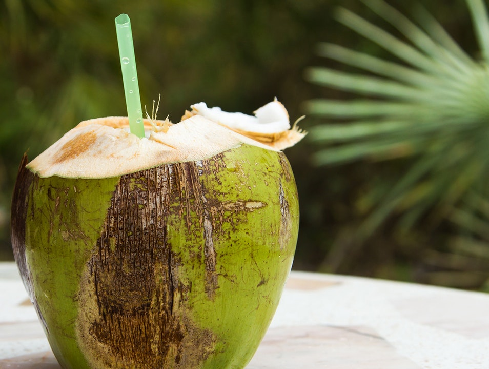 Coconut Juice House  Marigot  Collectivity of Saint Martin