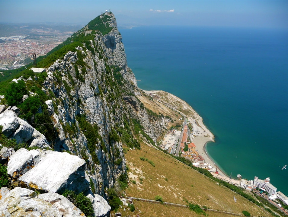 The View is Everything You Expect: Magnificent  Gibraltar  Gibraltar