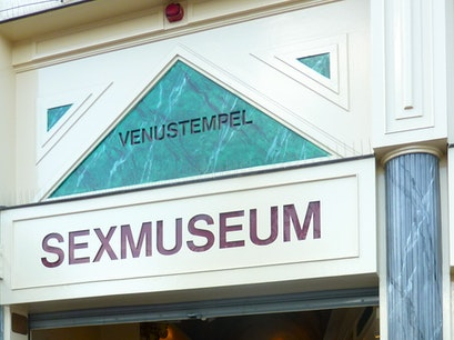 Sexmuseum Amsterdam Amsterdam  The Netherlands