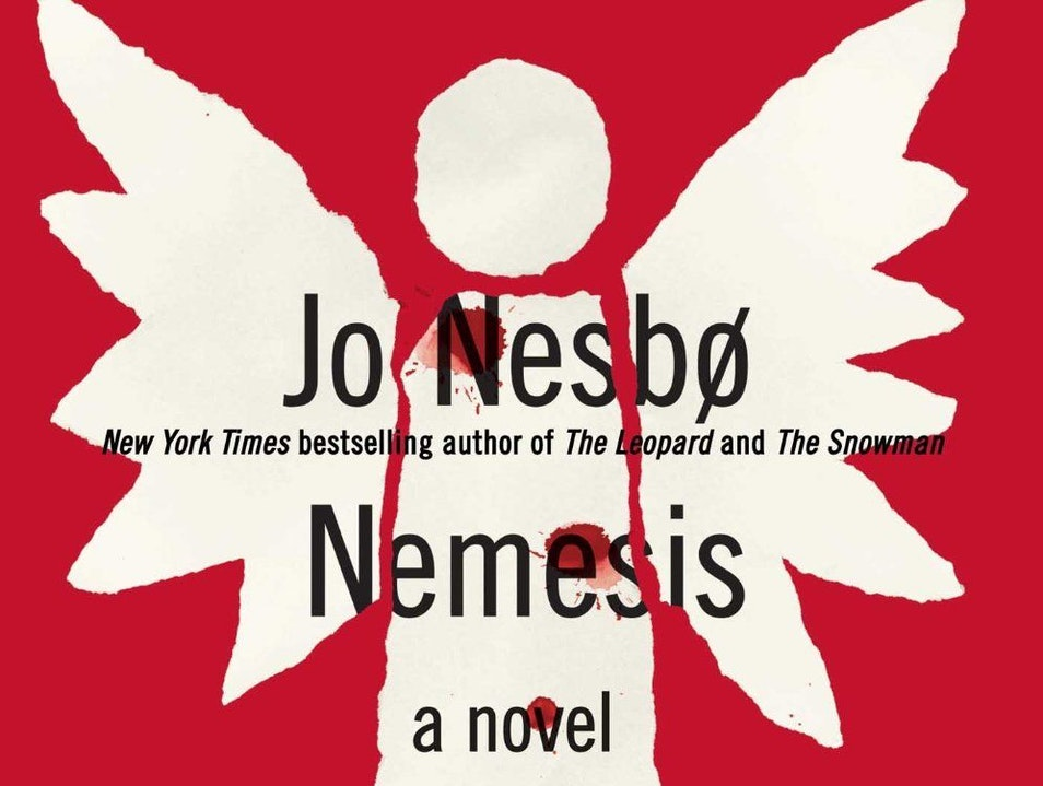Oslo the Jo Nesbø Way Oslo  Norway