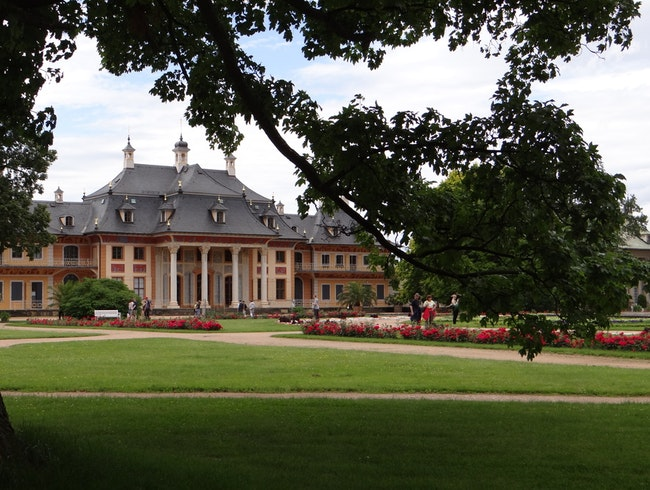 A Visit to Pillnitz Castle