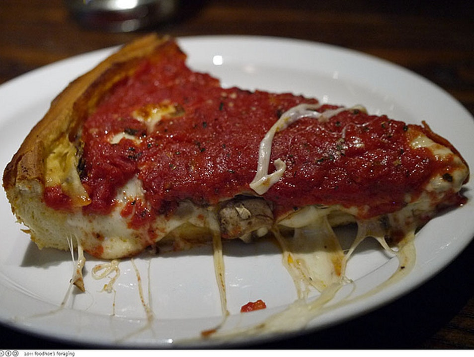 The Famous Shield's Deep-Dish Southfield Michigan United States