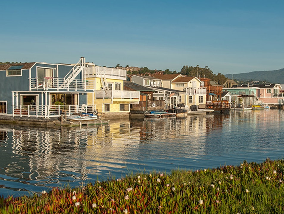A Day in Sausalito Sausalito California United States