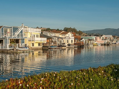 Downtown Sausalito Sausalito California United States