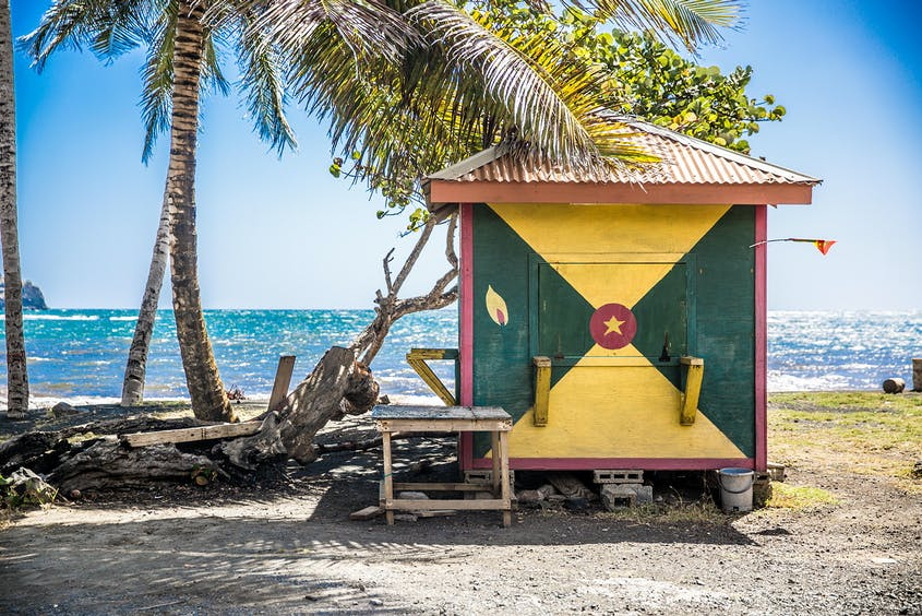 The Caribbean nation of Grenada reduced quarantine from seven days to two days for vaccinated travelers.