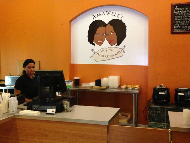 Amawele's South African Kitchen in San Francisco
