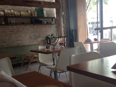 Full City Coffee House Buenos Aires  Argentina