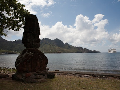 Hiva Oa Southern Group  French Polynesia