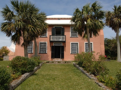 Verdmont Historic House Museum  Smith's  Bermuda