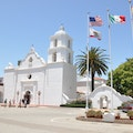 Old Mission San Luis Rey Oceanside California United States