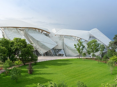 Fondation Louis Vuitton   France