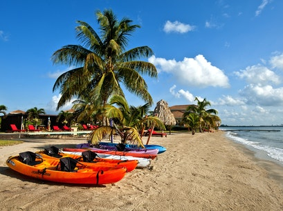 Hopkins Bay Resort   Belize