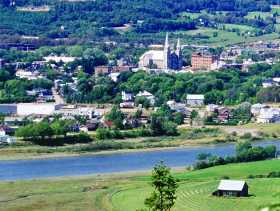 Charlevoix: A Postcard Region Created By A 350 Million Year Old Meteor Quebec City  Canada