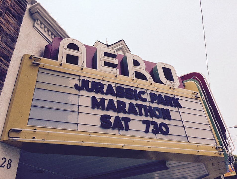 Aero Theatre Santa Monica California United States