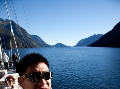 Doubtful Sound Southland  New Zealand