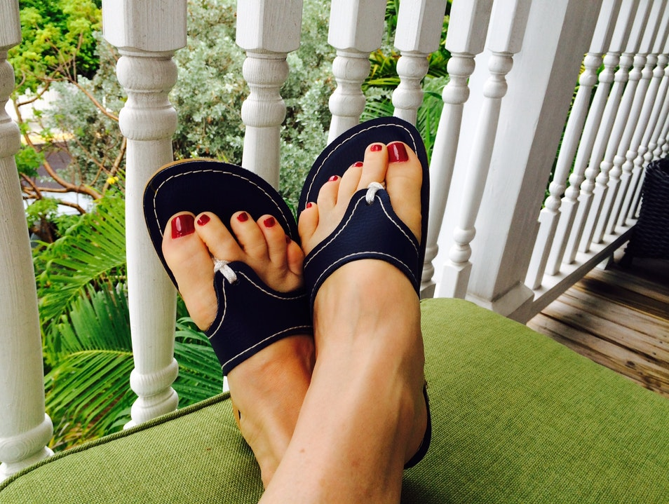 Kino Sandals Key West Florida United States
