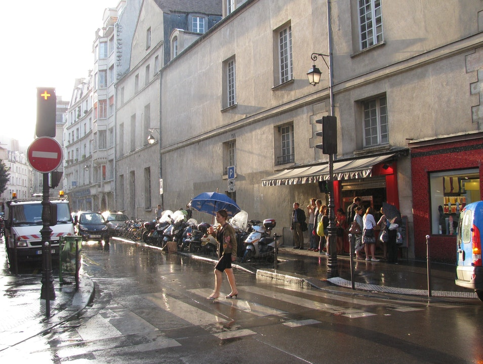 Sunshowers in Paris Paris  France