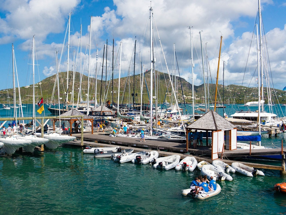 Get to the Heart of Antigua Sailing at The Antigua Yacht Club Saint Paul  Antigua and Barbuda