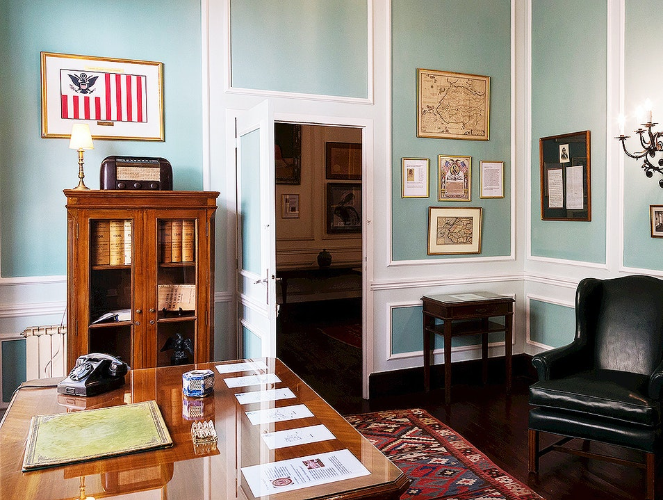 Old American Legation Museum