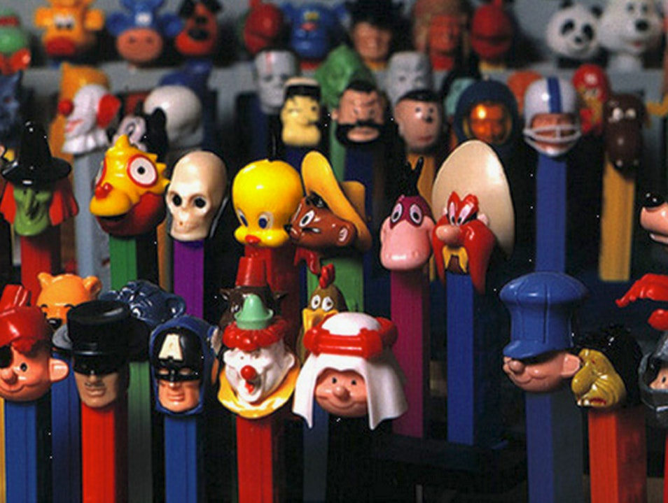 Pez Pit Stop Burlingame California United States
