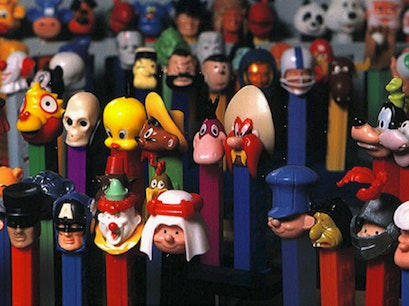 Burlingame Museum of Pez Memorabilia Burlingame California United States