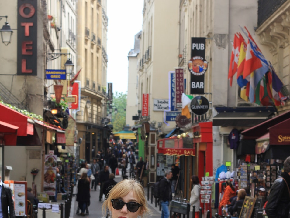 The Latin Quarter Paris  France