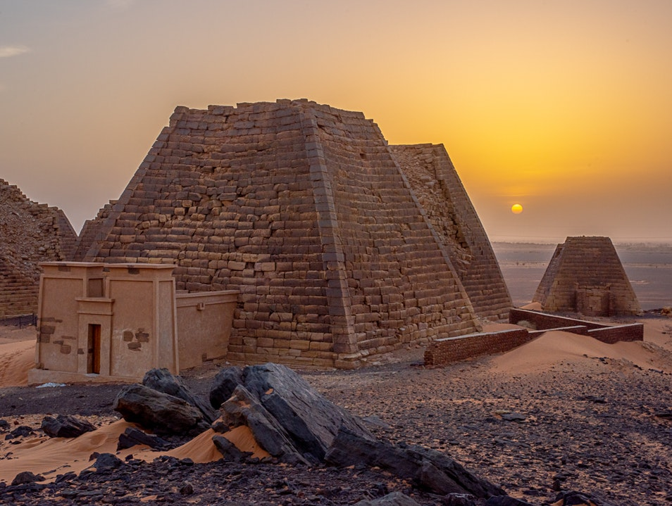 Unlikely Adventure to Forgotten Pyramids