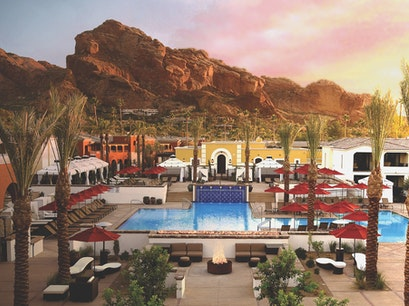 Montelucia Resort & Spa Paradise Valley Arizona United States