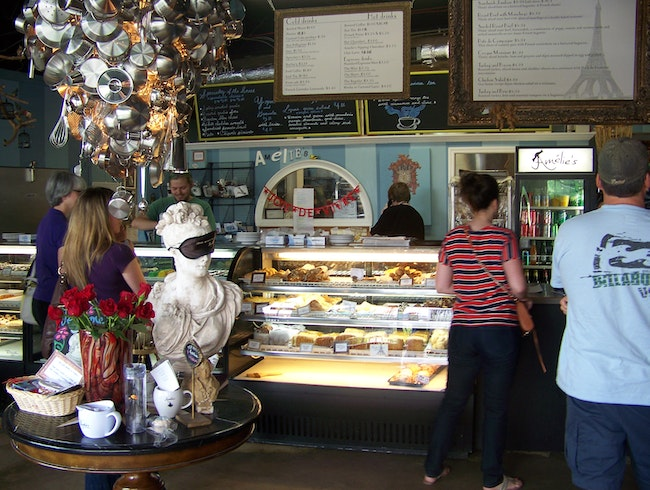 Amélie's French Bakery in Charlotte