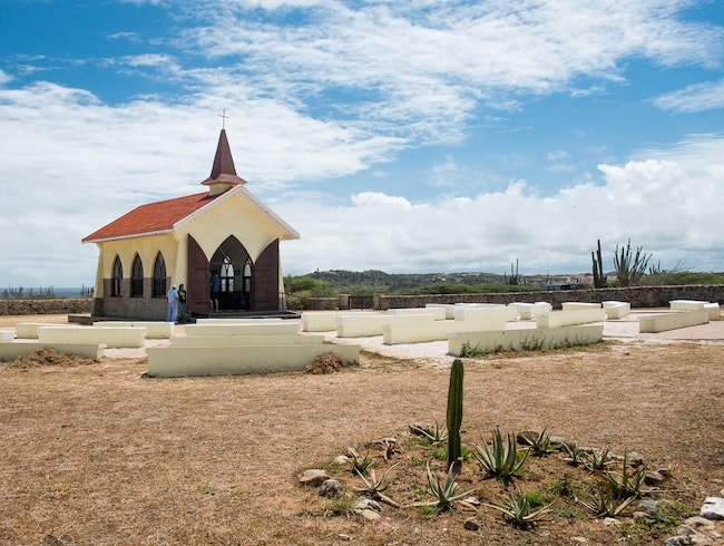 Aruba's Holy Places