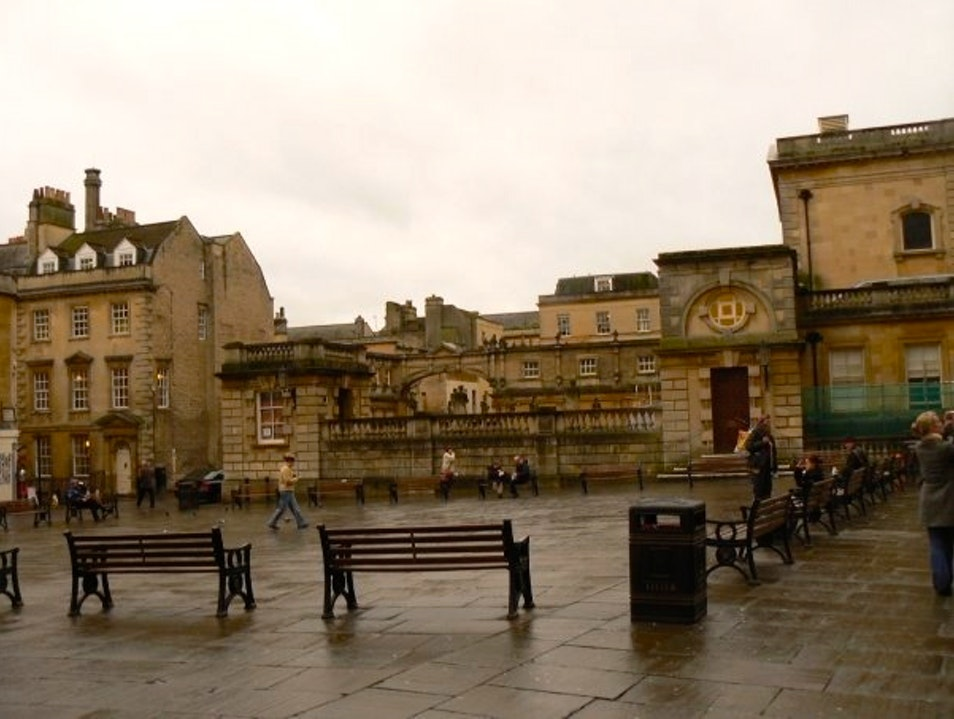 Literary Guide to Bath Bath  United Kingdom