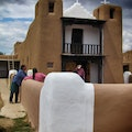 San Geronimo Church at Taos Pueblo Taos New Mexico United States