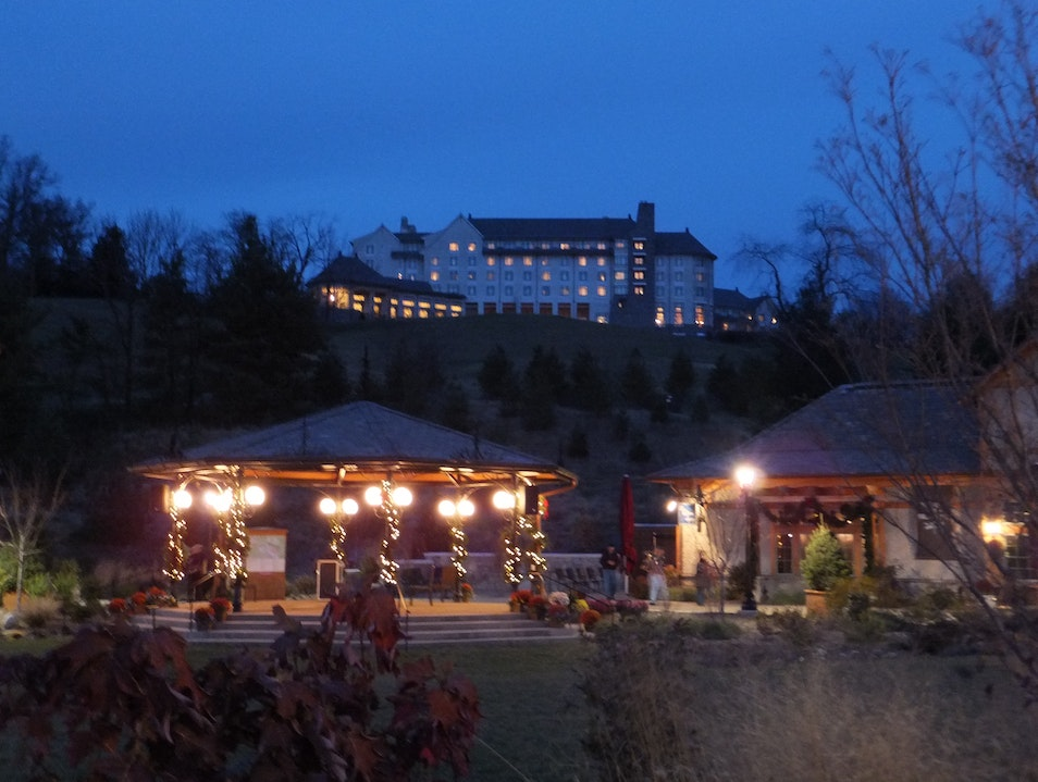 Explore Biltmore Trails from the Inn  Asheville North Carolina United States