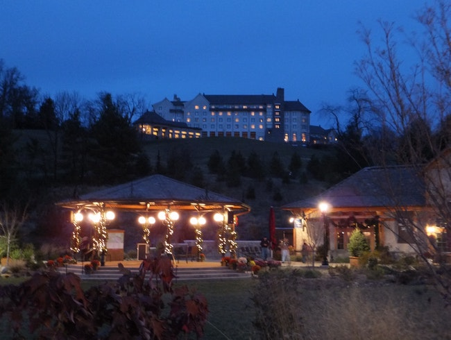 Explore Biltmore Trails from the Inn
