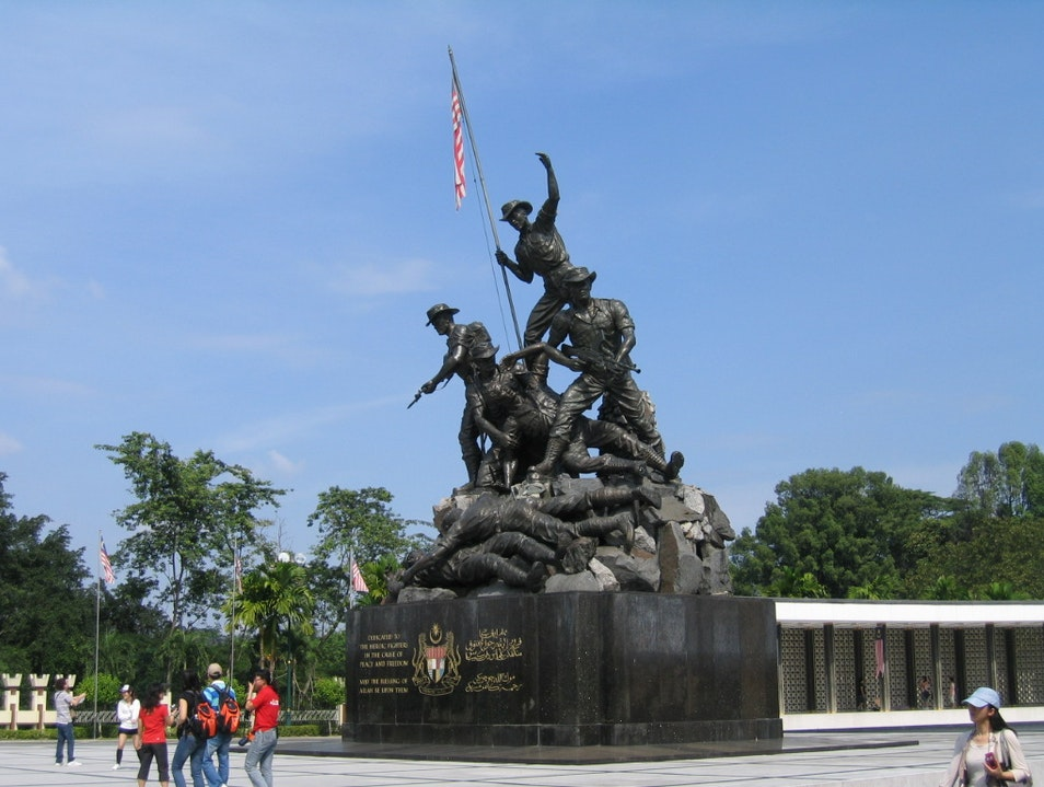 The National Monument   Malaysia