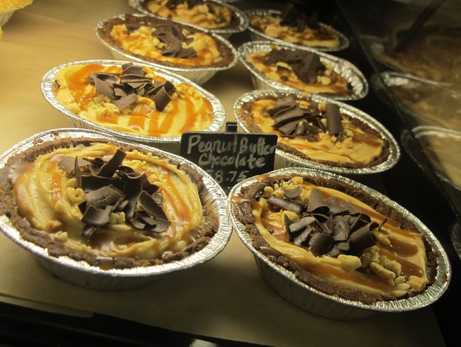 Enjoy Freshly Baked Pies at Leoda's Kitchen and Pie Shop