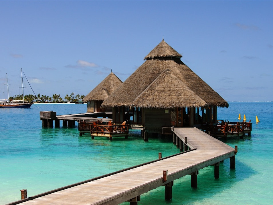 Remote Luxury in the Maldives