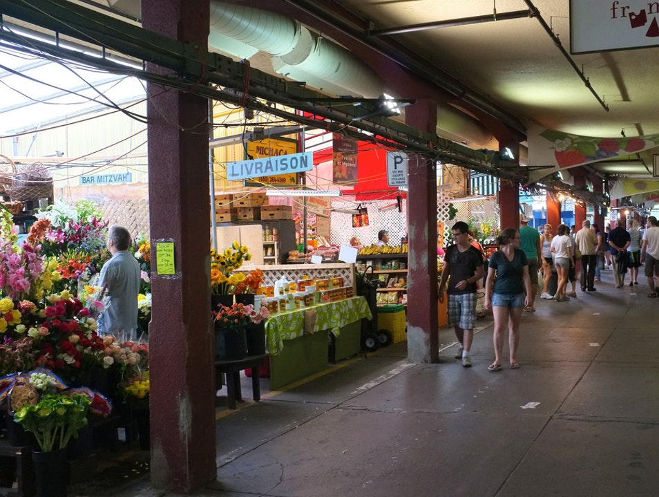 Atwater Market: The Perfect Culinary Stop in Montreal