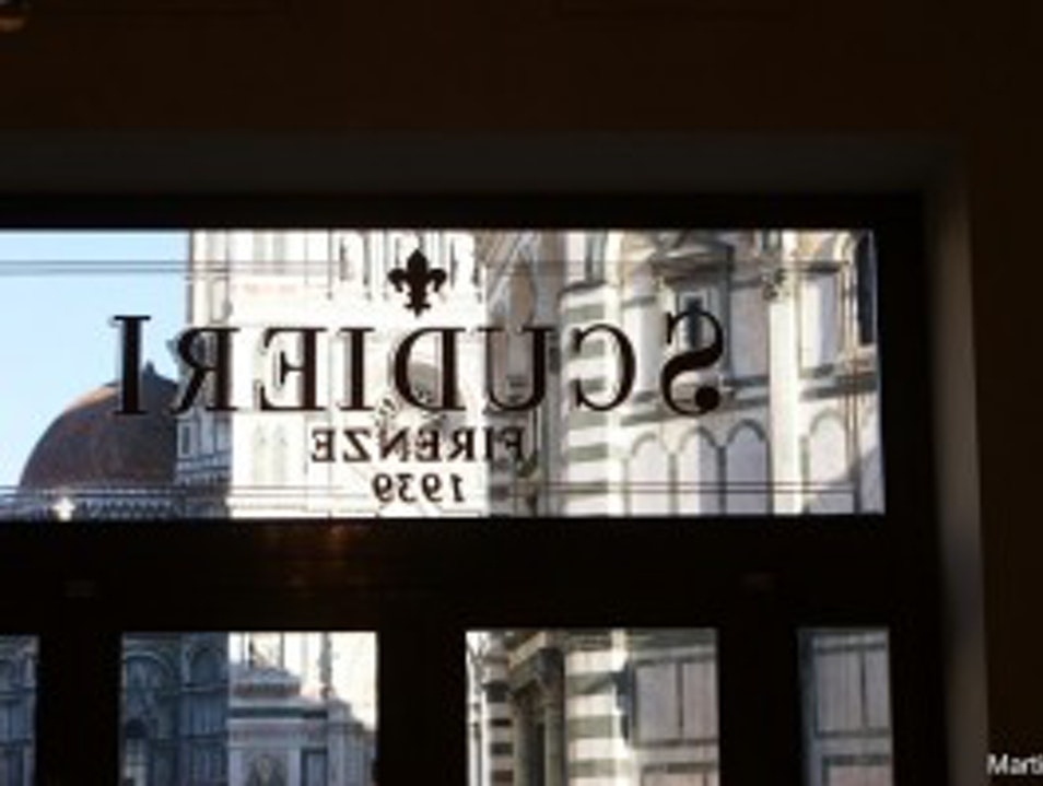 Classy Café in Florence