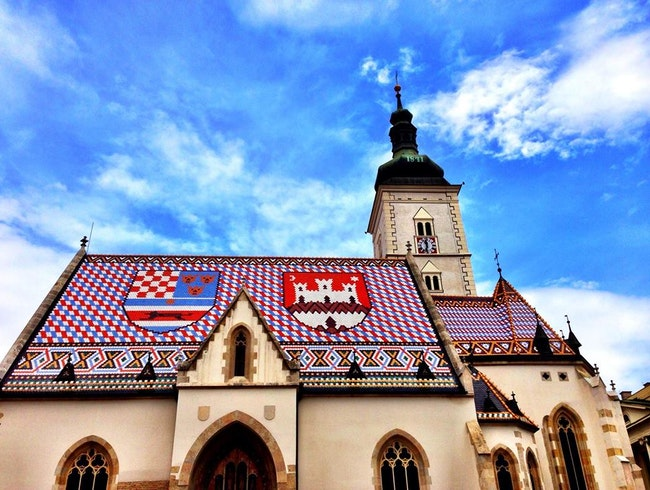See the sights in Zagreb